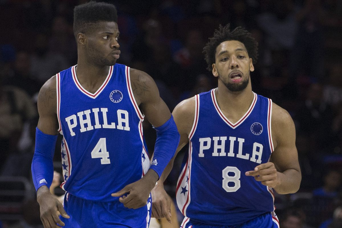 The 76ers might be normal this year.
