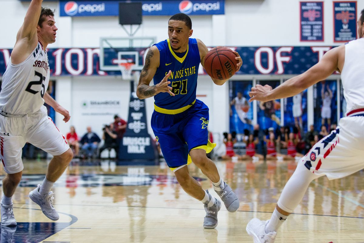 NCAA Basketball: San Jose State at St. Mary's