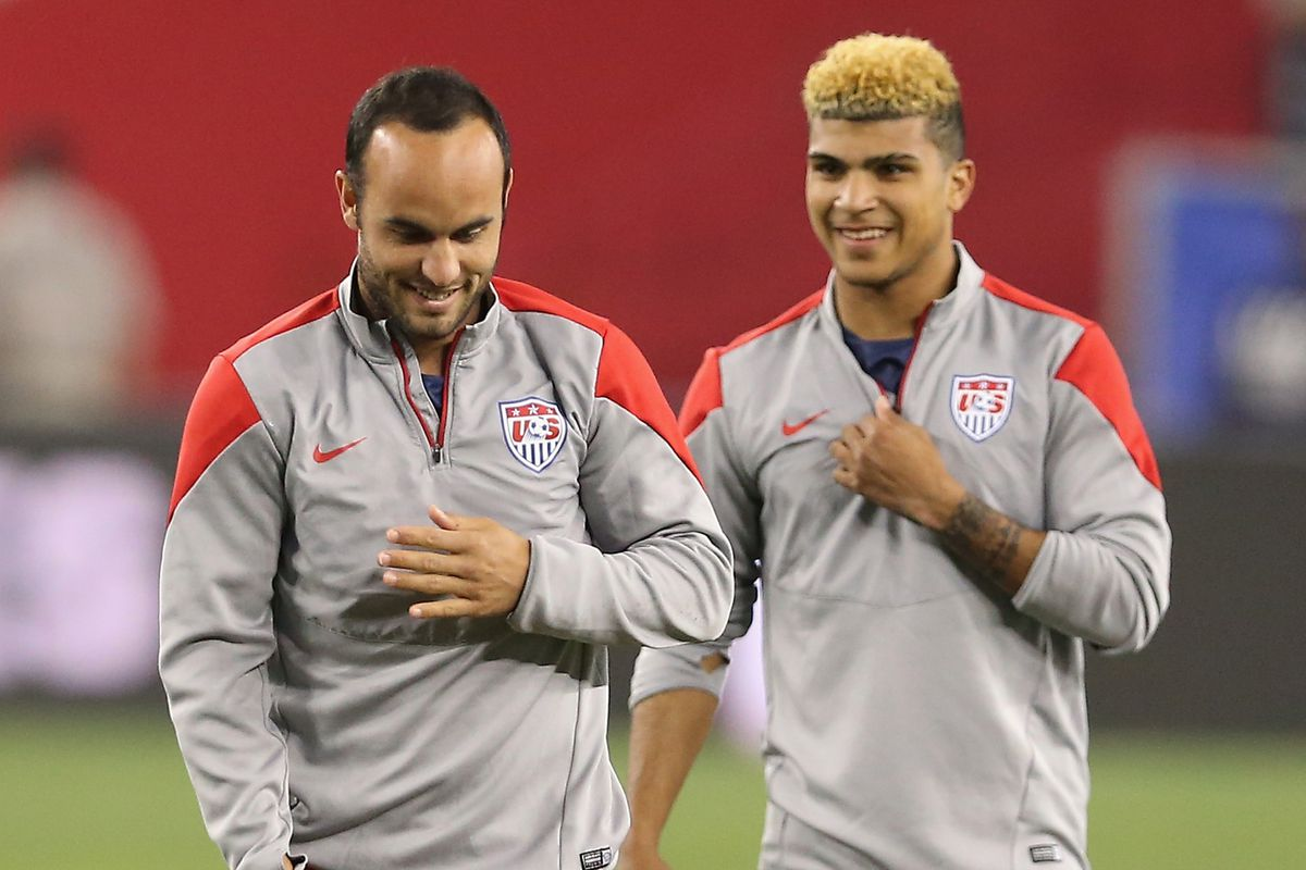 Donovan out, Yedlin in
