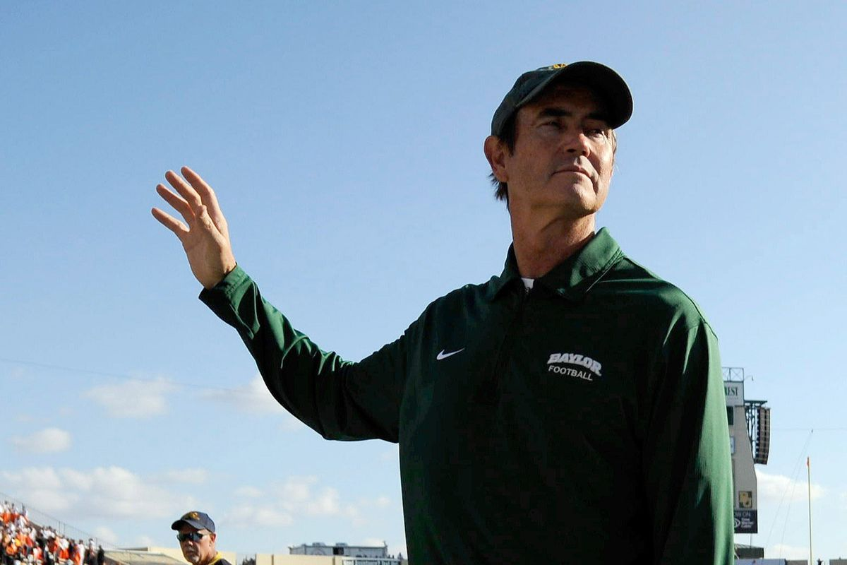 Art Briles: On his way to becoming a Baylor Football Legend