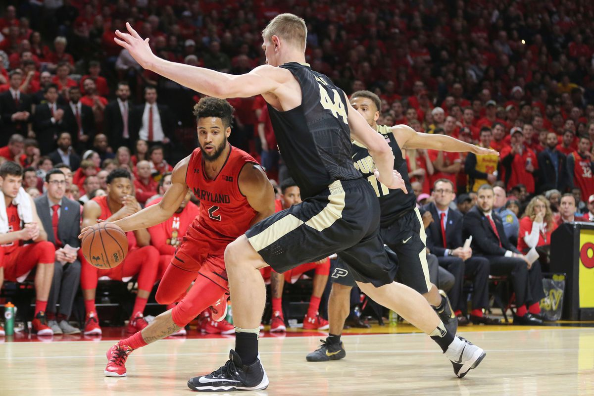 Purdue At Maryland Gamethread Amp How To Watch Hammer And