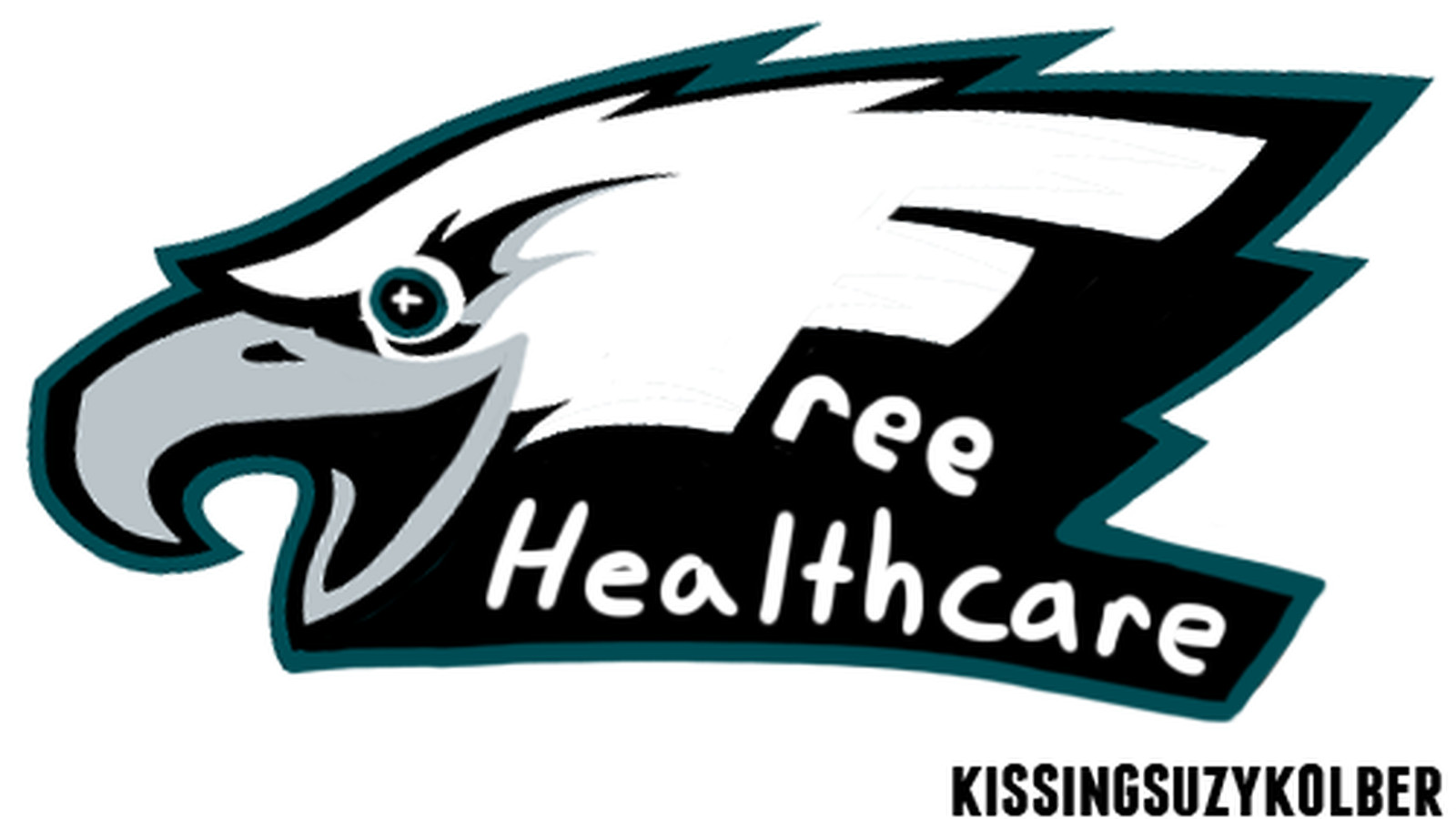 the canadian version of the eagles logo bleeding green nation