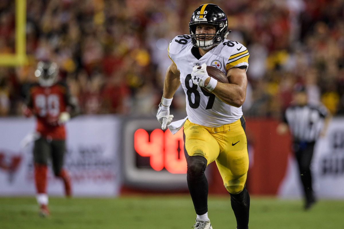 7ad3152d1d2 The Steelers  offense needs the fragile Vance McDonald to stay ...