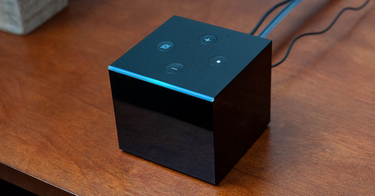 Amazon Fire TV Cube sees its biggest discount yet at $79.99