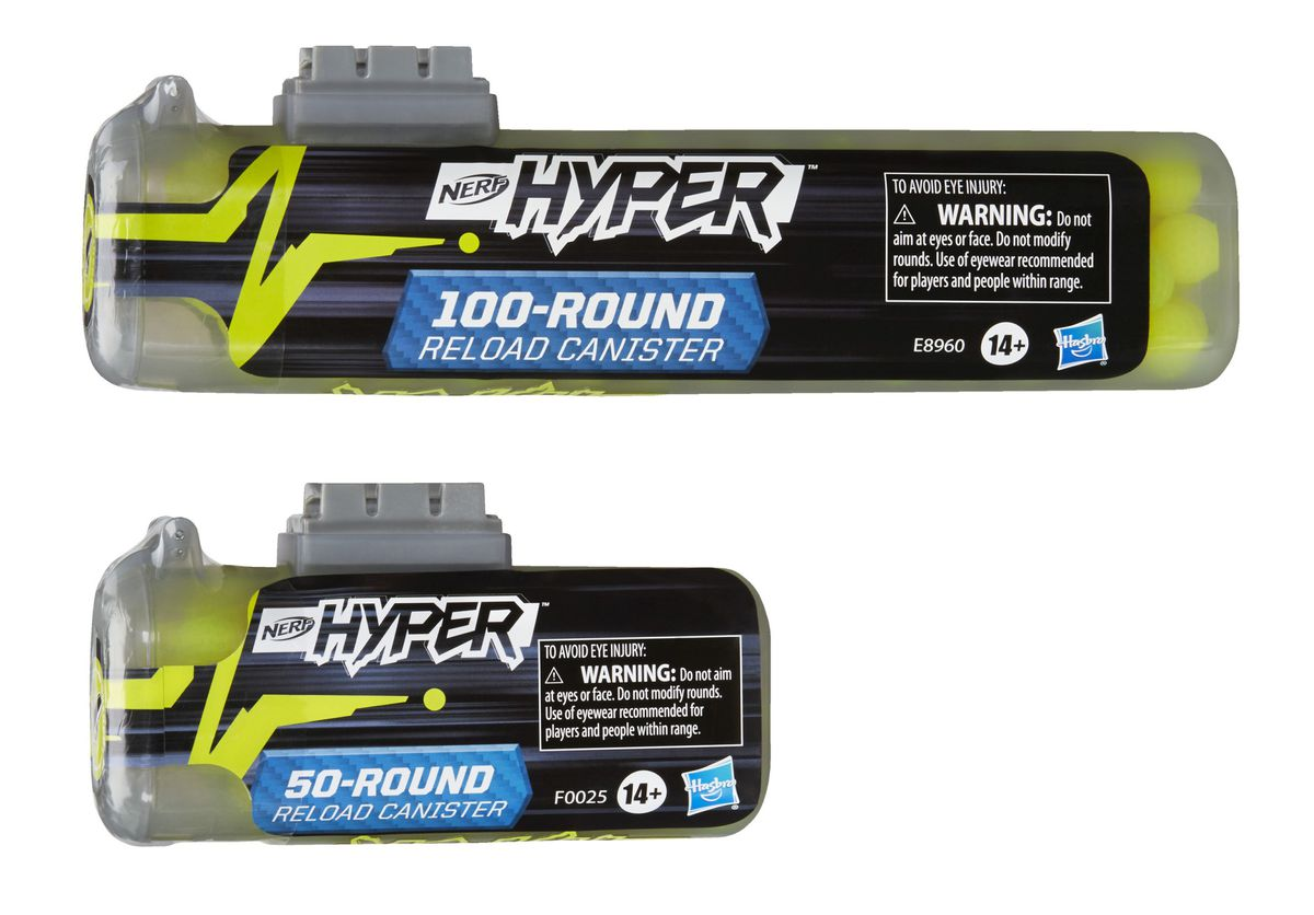 Nerf reveals Hyper, its next-gen high capacity blasters with the fastest reloads ever