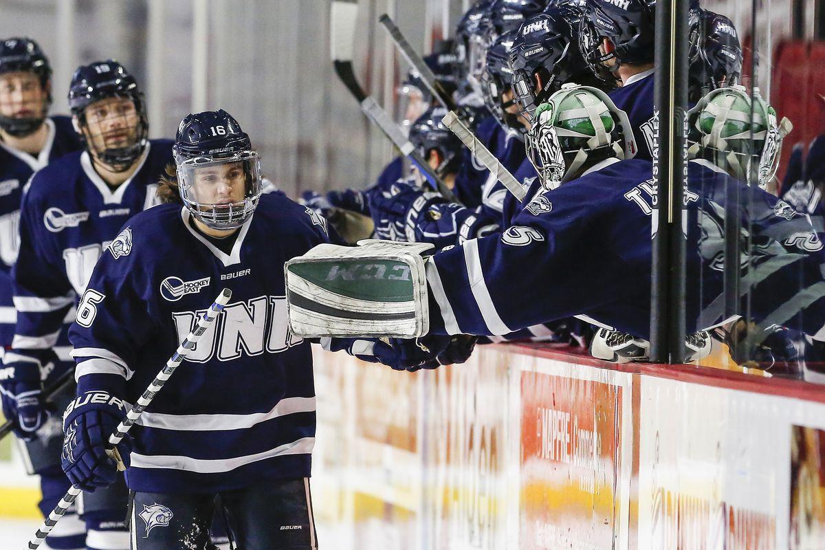 Tyler Kelleher and his teammates look to prolong their season Friday night against Boston University on NESN.