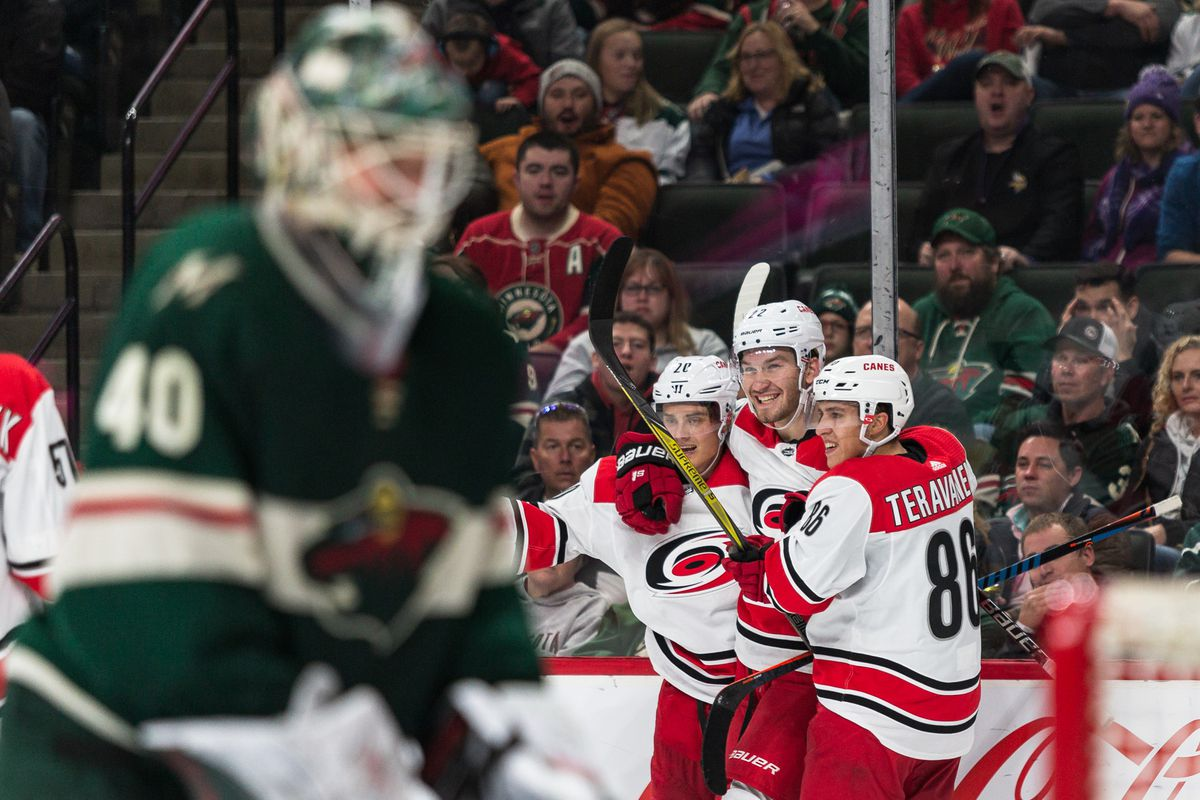 Early Diagnosis What S Plaguing The Wild Hockey Wilderness