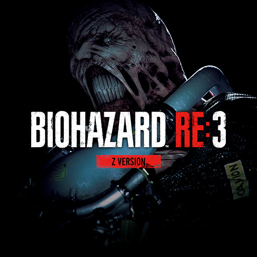Cover art for the Z Version of Biohazard RE: 3