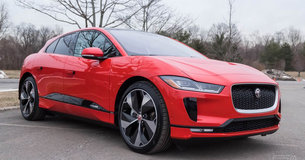 photo image Here's the fake noise the Jaguar I-Pace makes when you hit the throttle