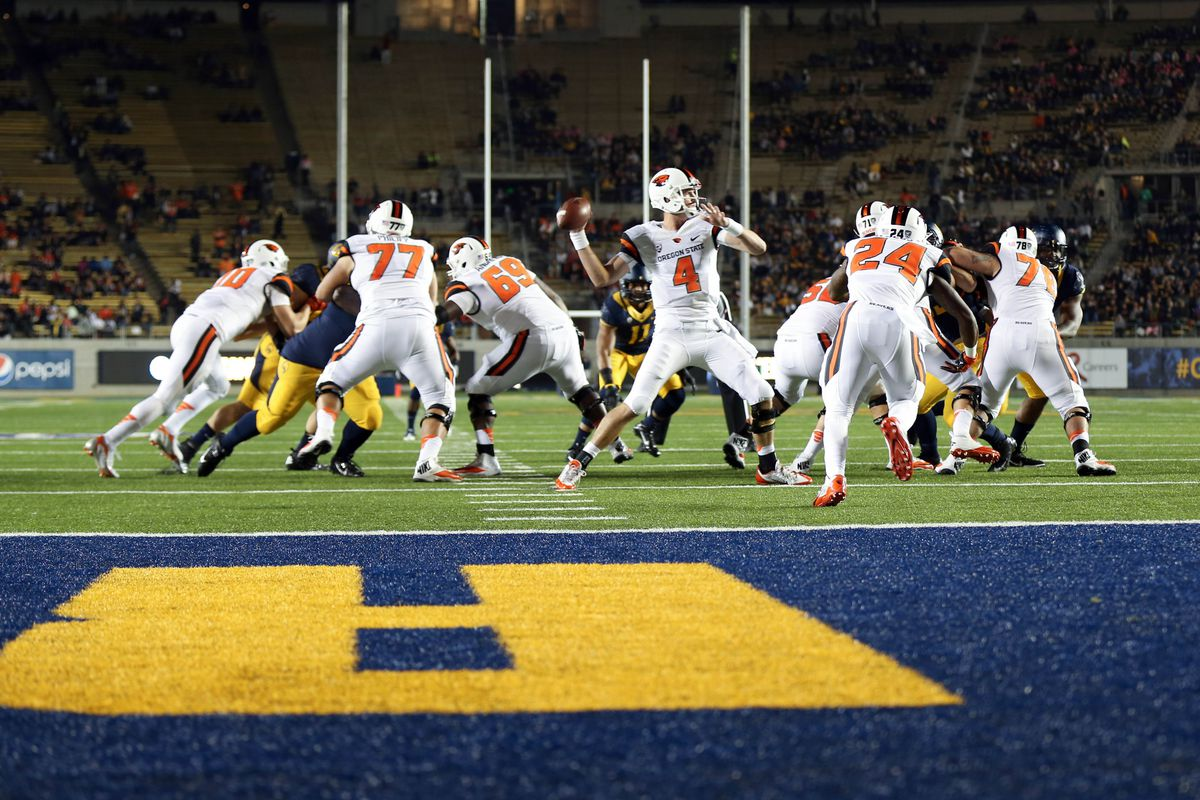 What do we think about Oregon St. and the Pac-12 after last weekend?