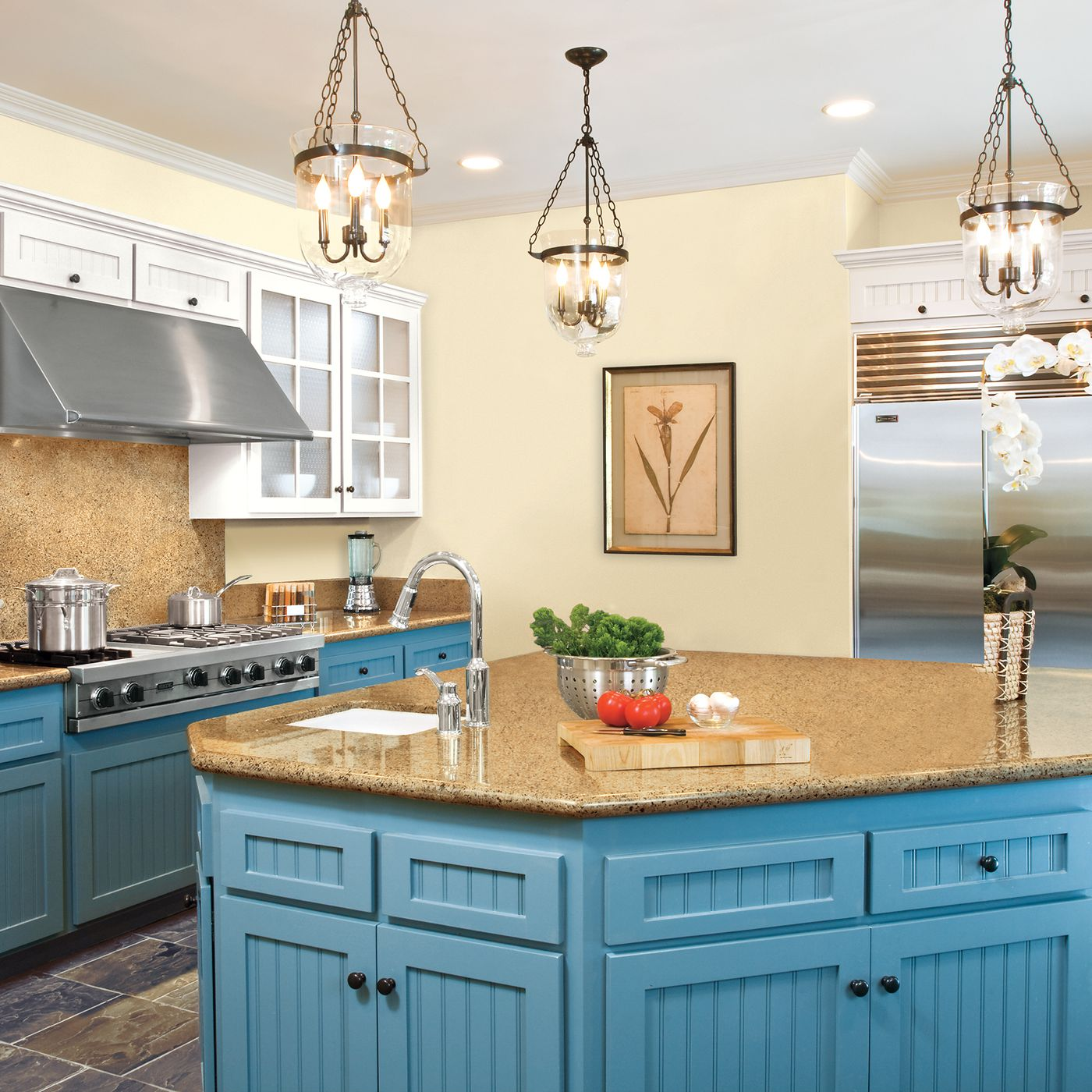 All About Stone Countertops - This Old House