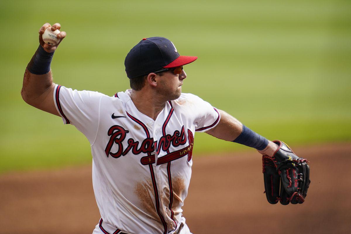 MLB: Game One-New York Yankees at Atlanta Braves