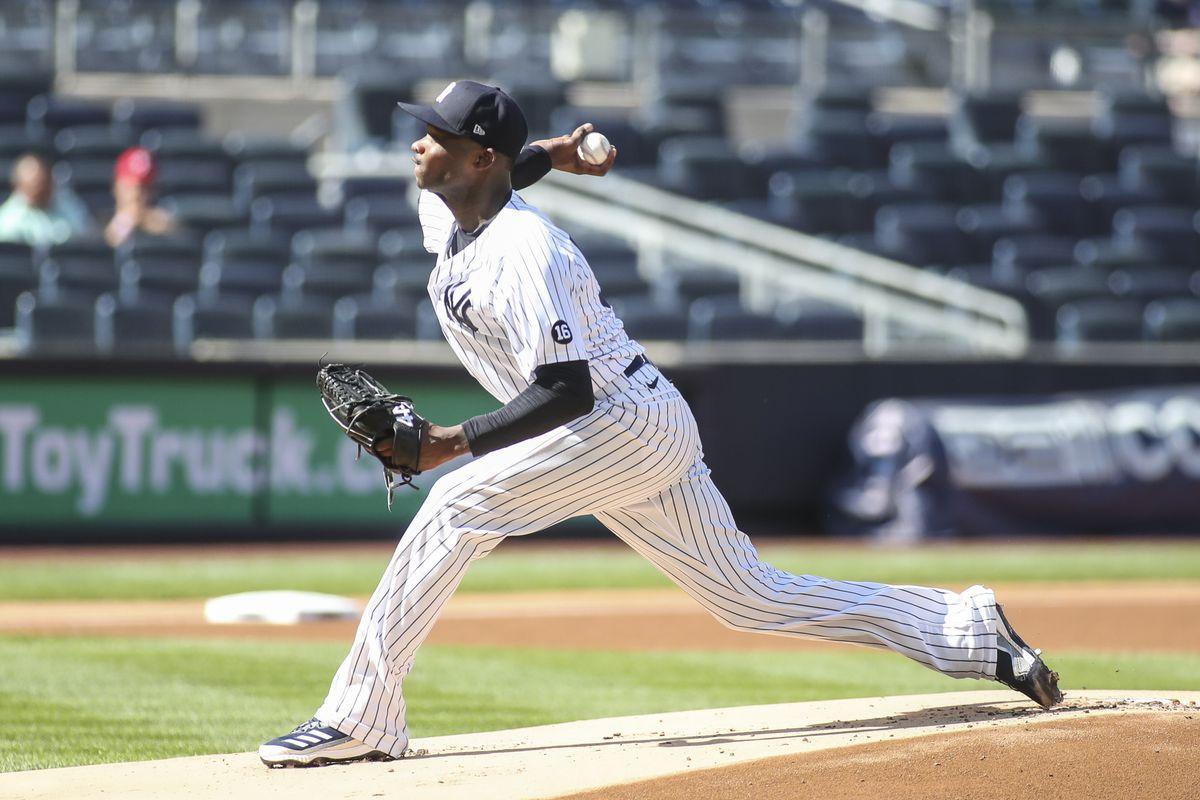 MLB: Game One-Toronto Blue Jays at New York Yankees