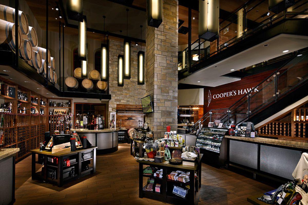 Hawk Restaurant Chicago