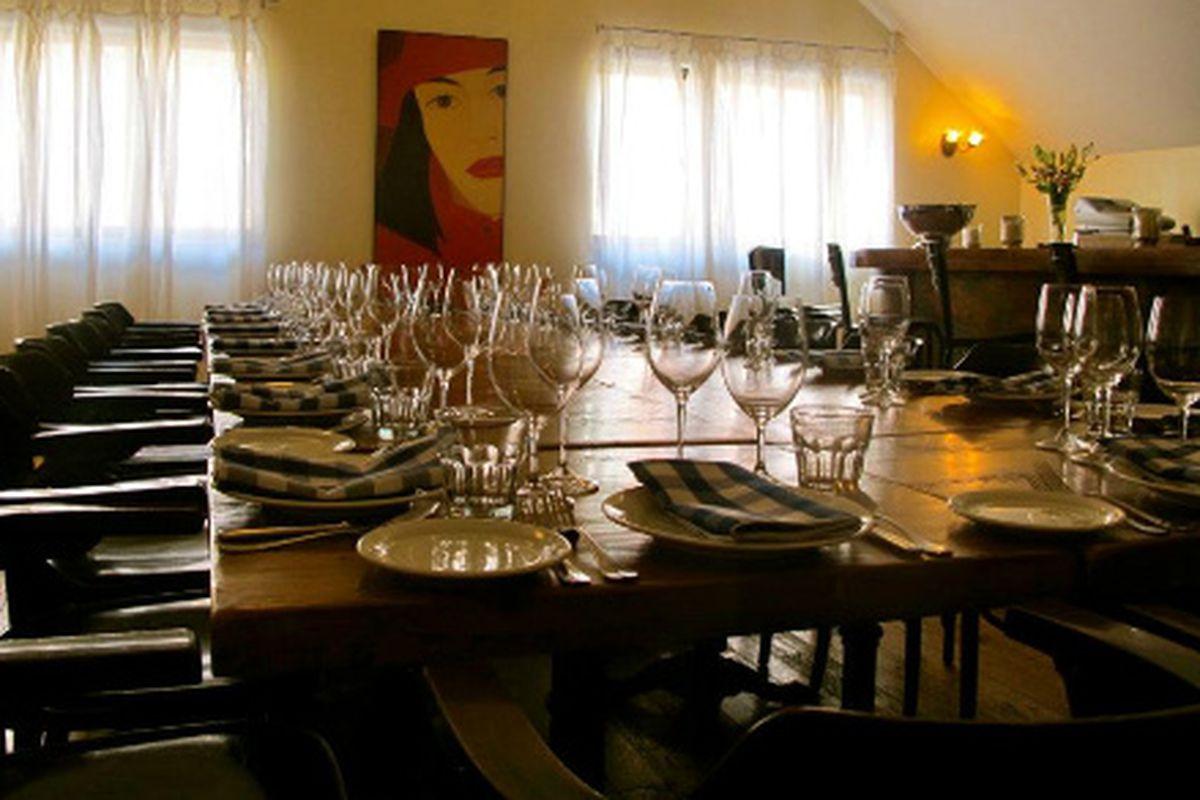 Edulis Restaurant.