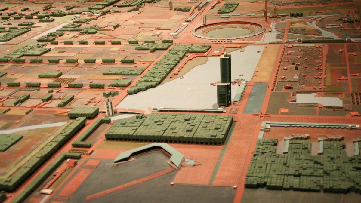 gut farblich passend große Sammlung Is the world ready for Frank Lloyd Wright's suburban utopia ...