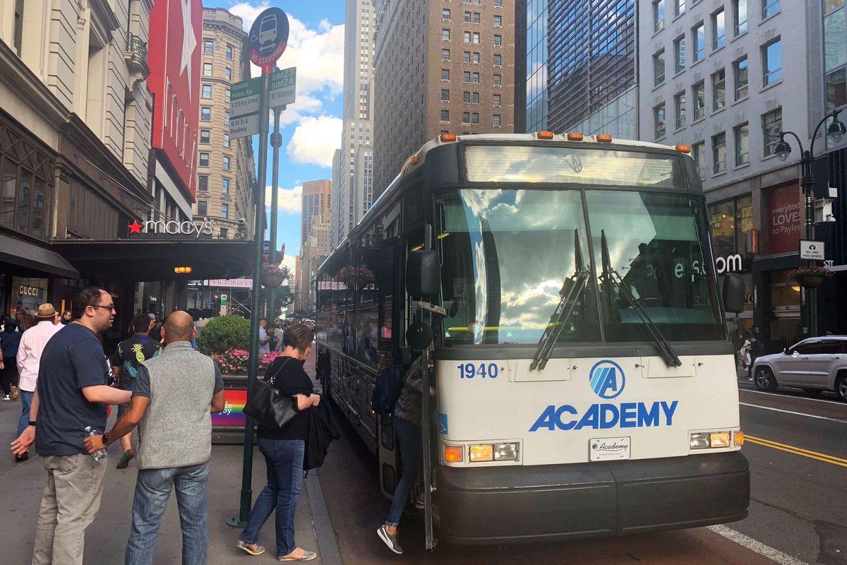 Staten Island Express Bus