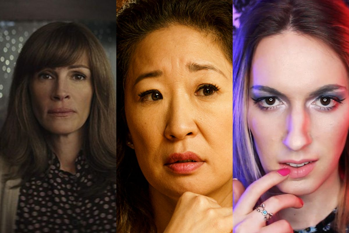 Homecoming, Killing Eve, ContraPoints