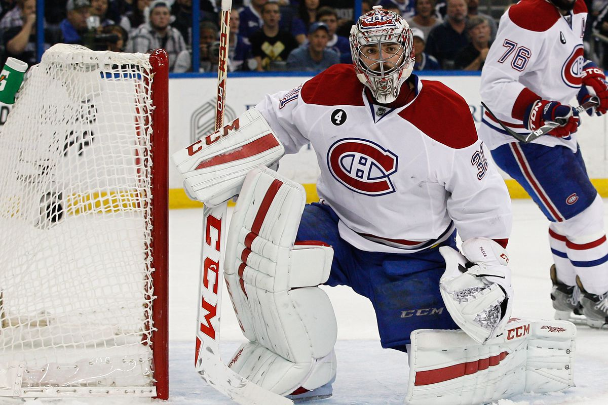 Vezina Trophy 2015 Carey Price Easily Wins The Award For Nhl S Best