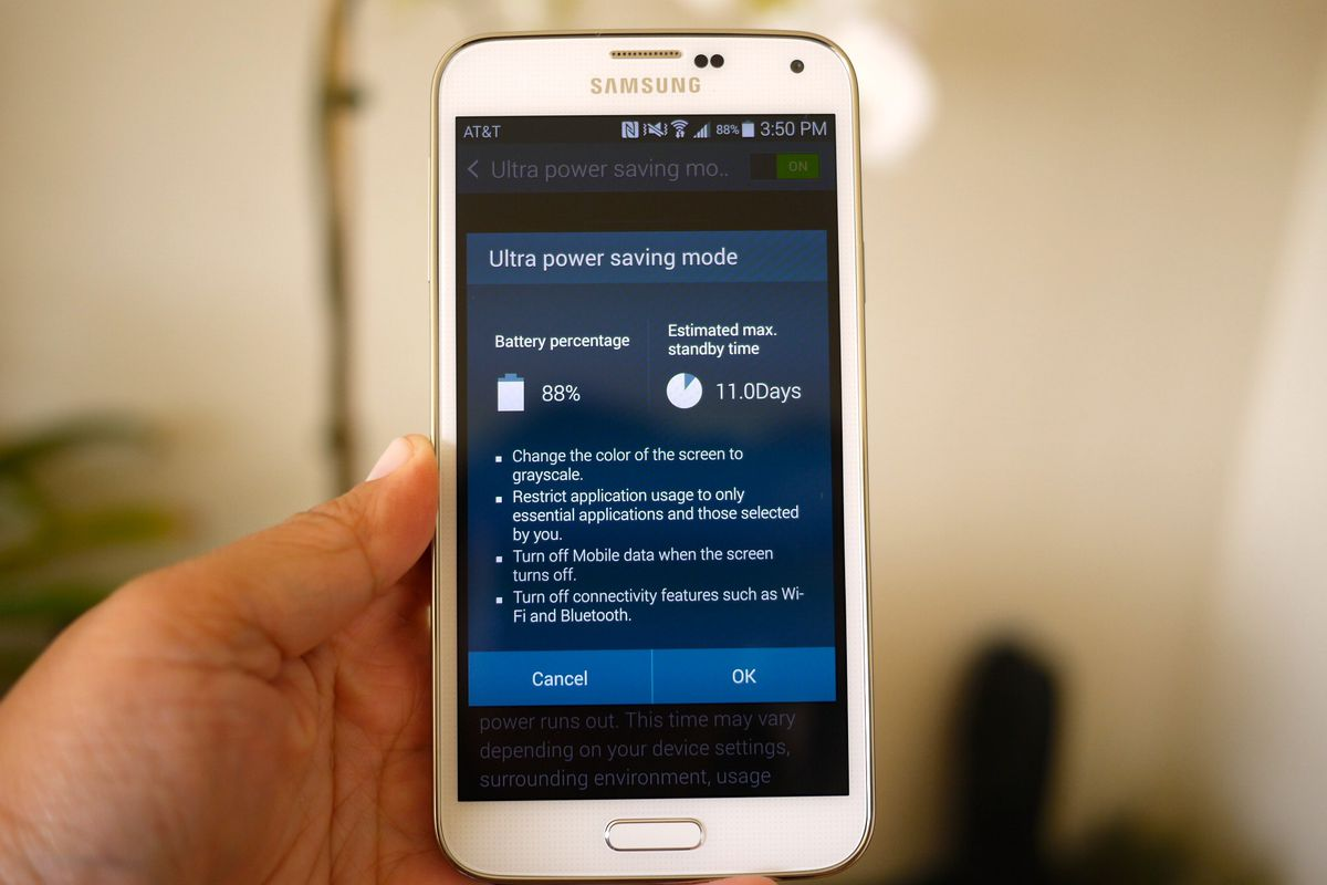 Seven Ways to Extend Your Smartphone's Battery Life