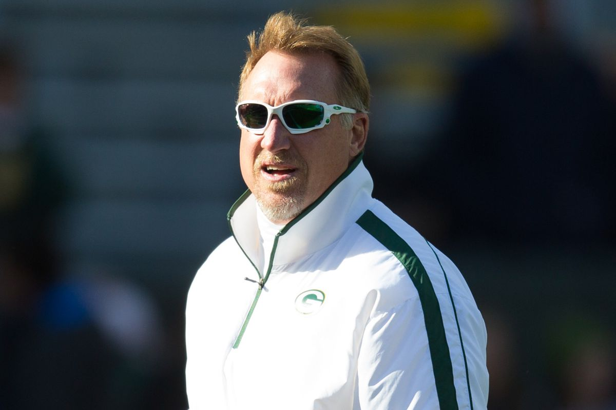 cca5dd948fe Packers LBs coach Kevin Greene stepping away from coaching - Behind ...