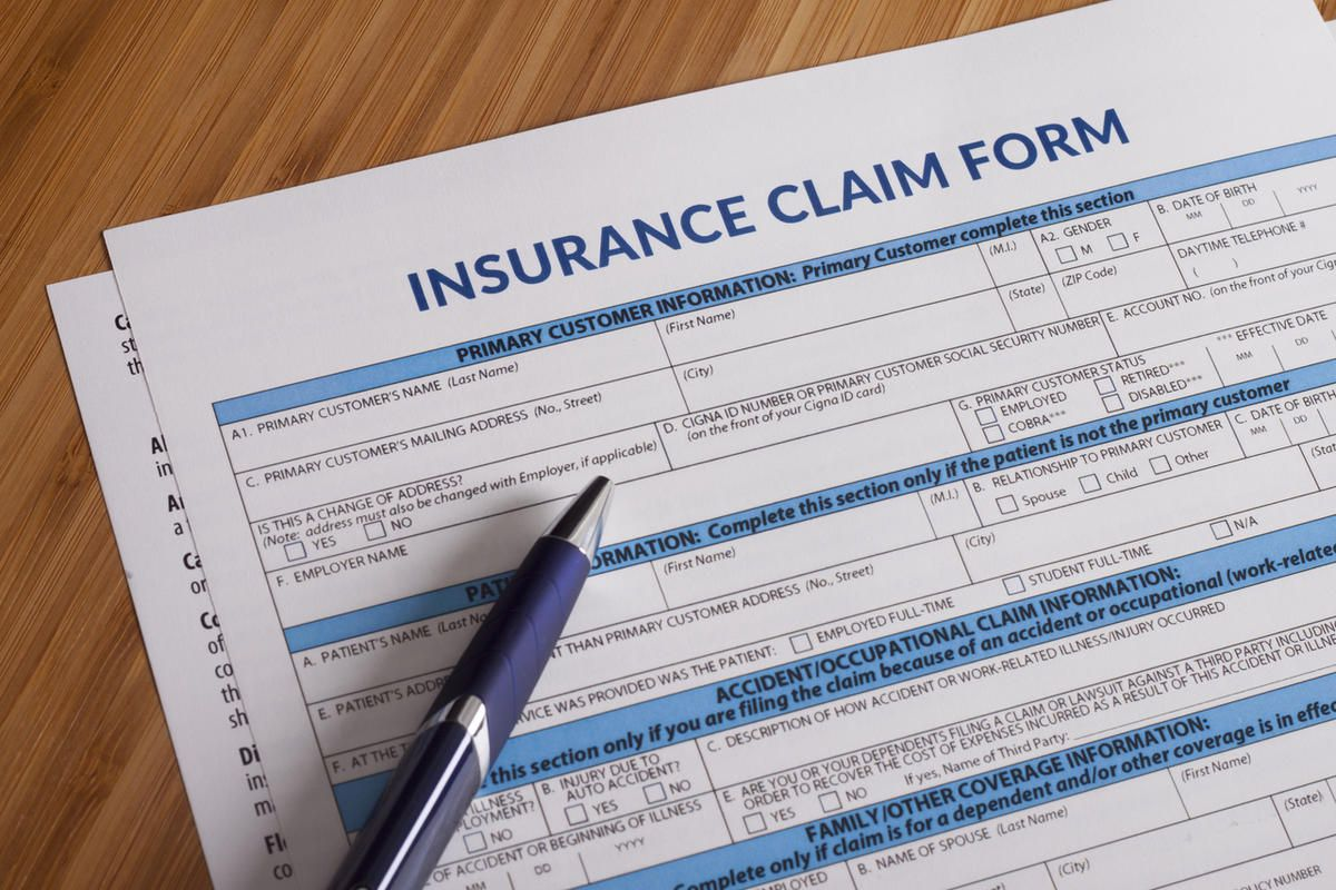 Dave Ramsey counsels homeowners to only turn in claims that are far above the deductible.