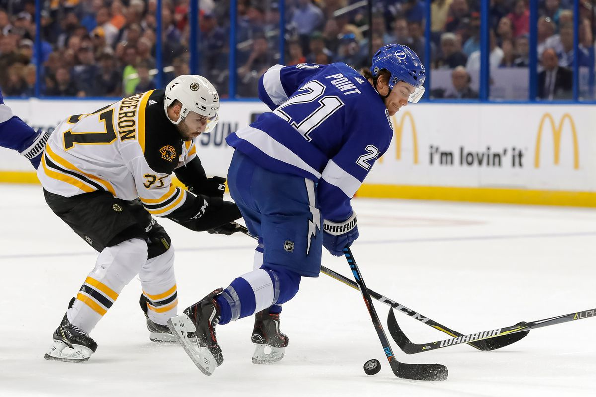 Tampa Bay Lightning vs. Boston Bruins  Round 2 analytics preview ... 99122e721