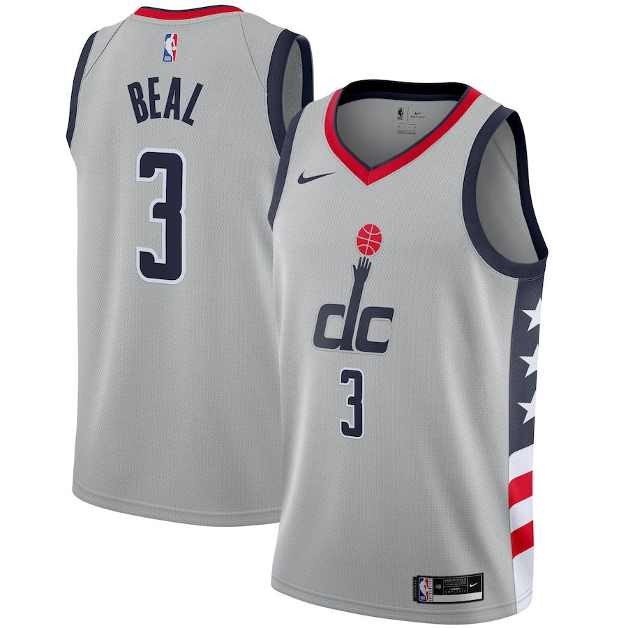 Washington Wizards City Jersey 2020-2021