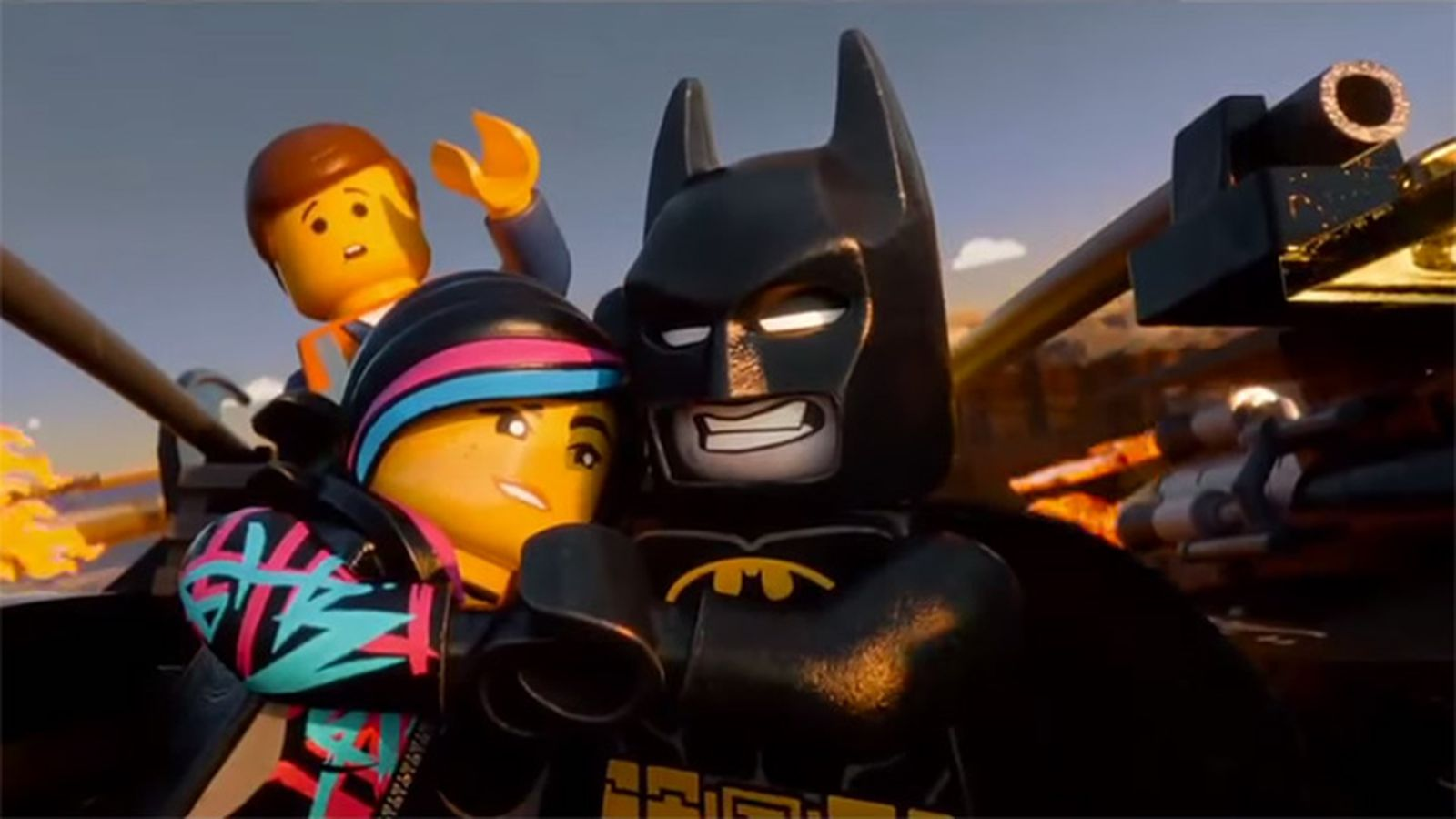 Lego and Harry Potter spinoff movies scheduled from 2016