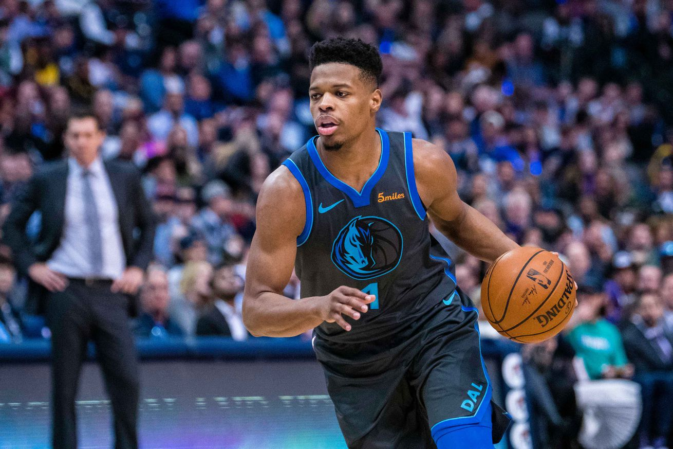 c929397915bf Woj  Suns are engaged in ongoing trade discussions for Dennis Smith Jr.