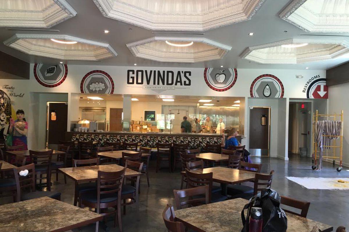 Govinda's is a work in progress.