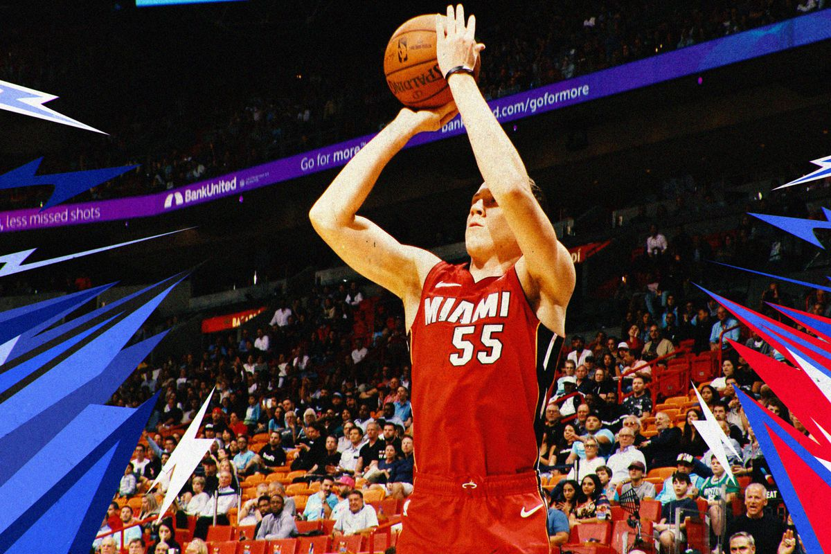 Duncan Robinson Is Redefining What An Nba Player Can Be For The Heat Sbnation Com
