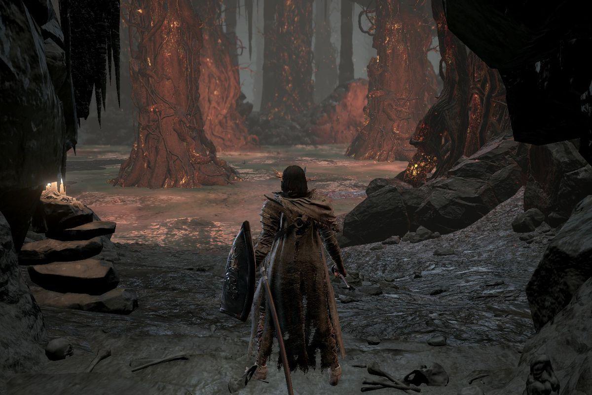 Dark Souls 3: Smouldering Lake walkthrough - Polygon