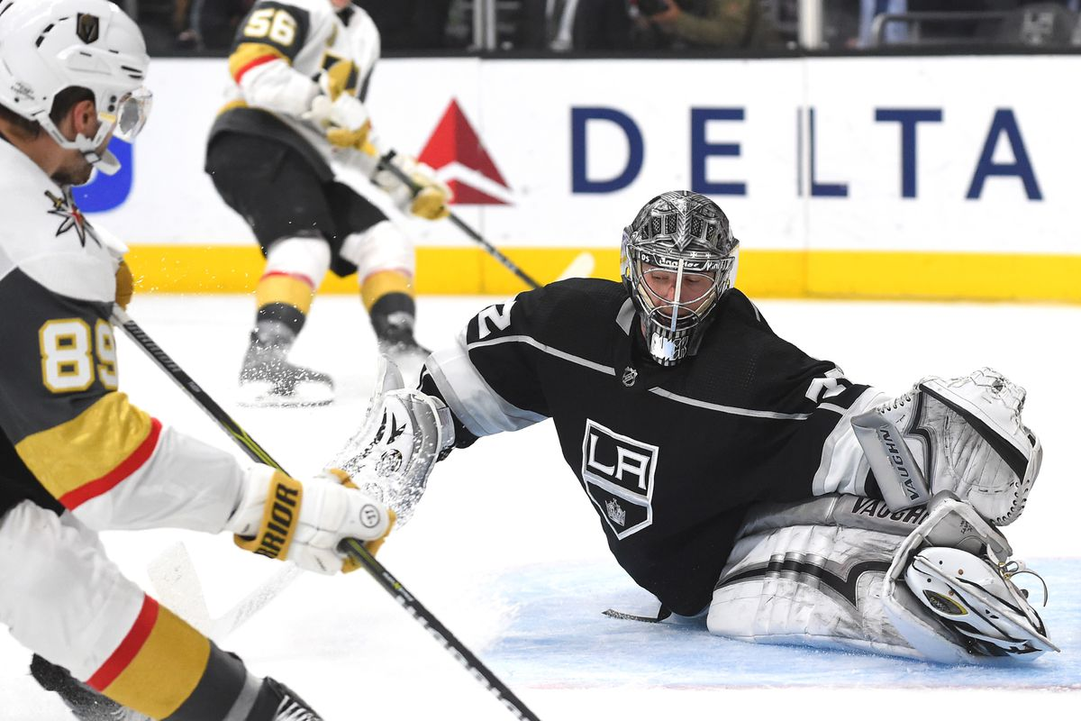 Game 1 La Kings Vegas Golden Knights Start Time Tv Channel And