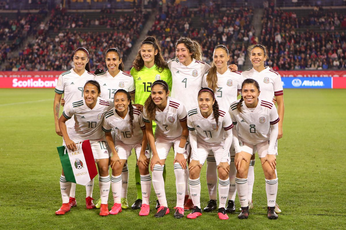 Mexico v United States: Semifinals - 2020 CONCACAF Women's Olympic Qualifying