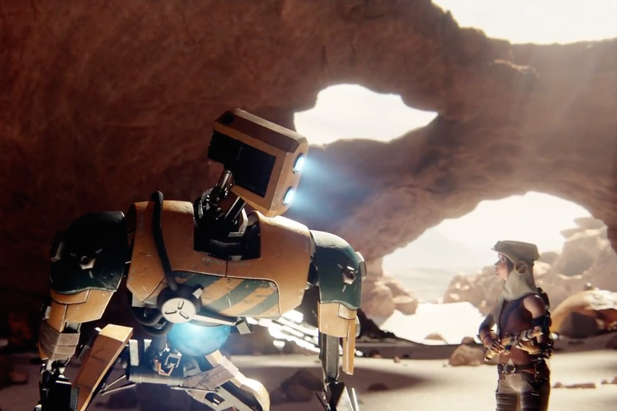 ReCore: How two companies are making one game with only an