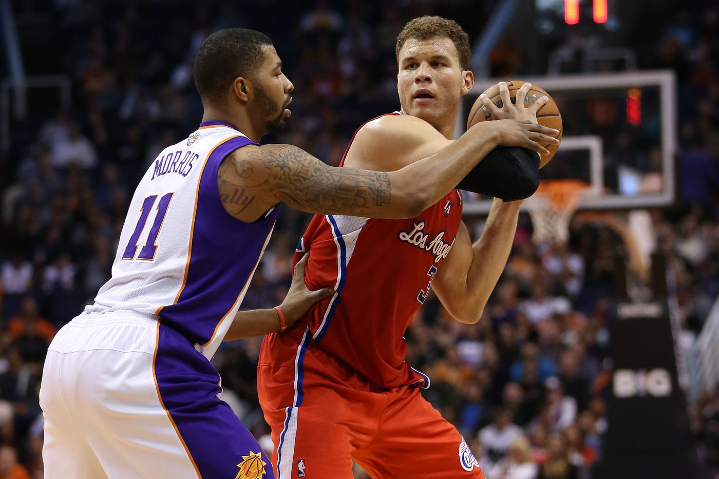 Clippers Suns preview Now or never Clips Nation