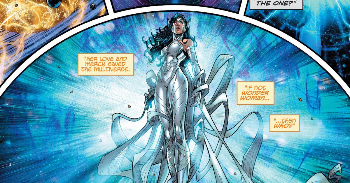 5 major ways DC resets Batman and Wonder Woman in Infinite Frontier #0