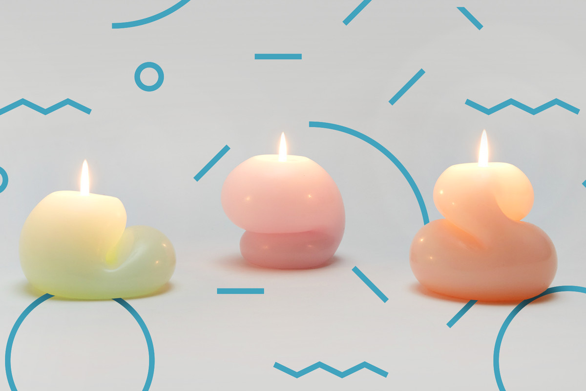 Blobjects and home decor: why candles and planters are blob-shaped - Vox