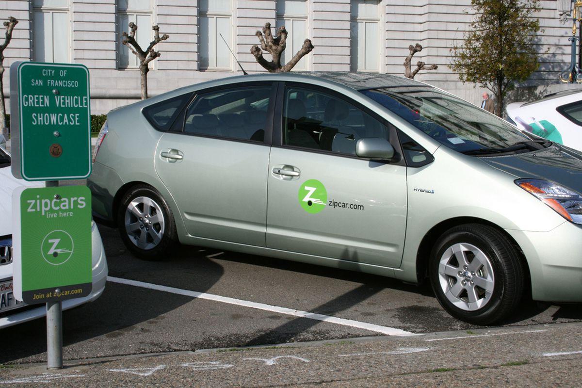 Zipcar Press Image