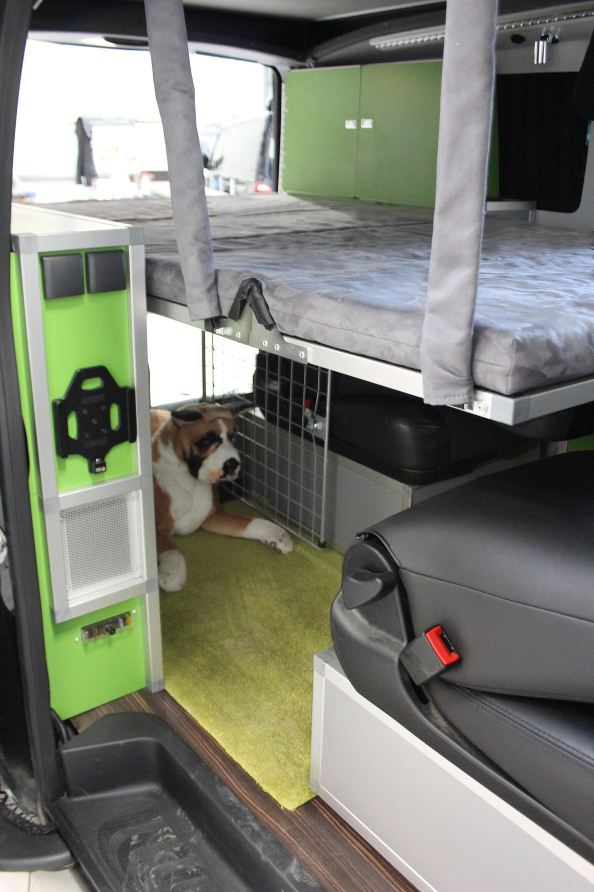 Dogscamper adventure van treats puppies like royalty Curbed