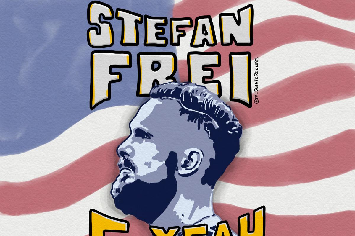 Stefan Frei the American