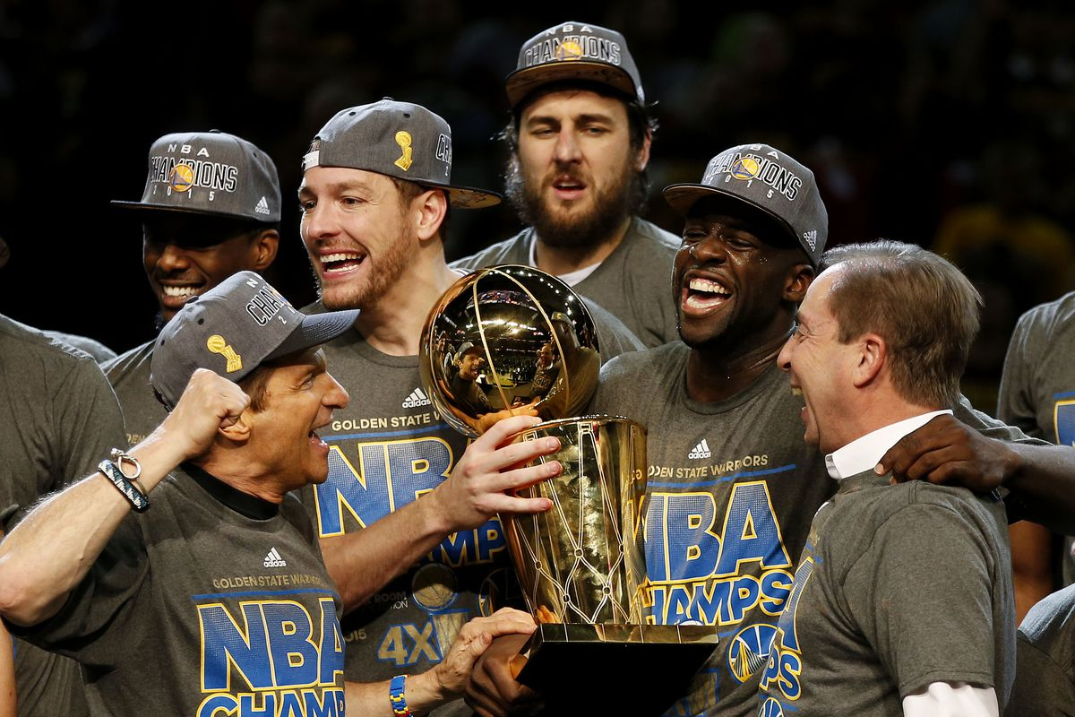 Thank you David Lee Golden State Mind