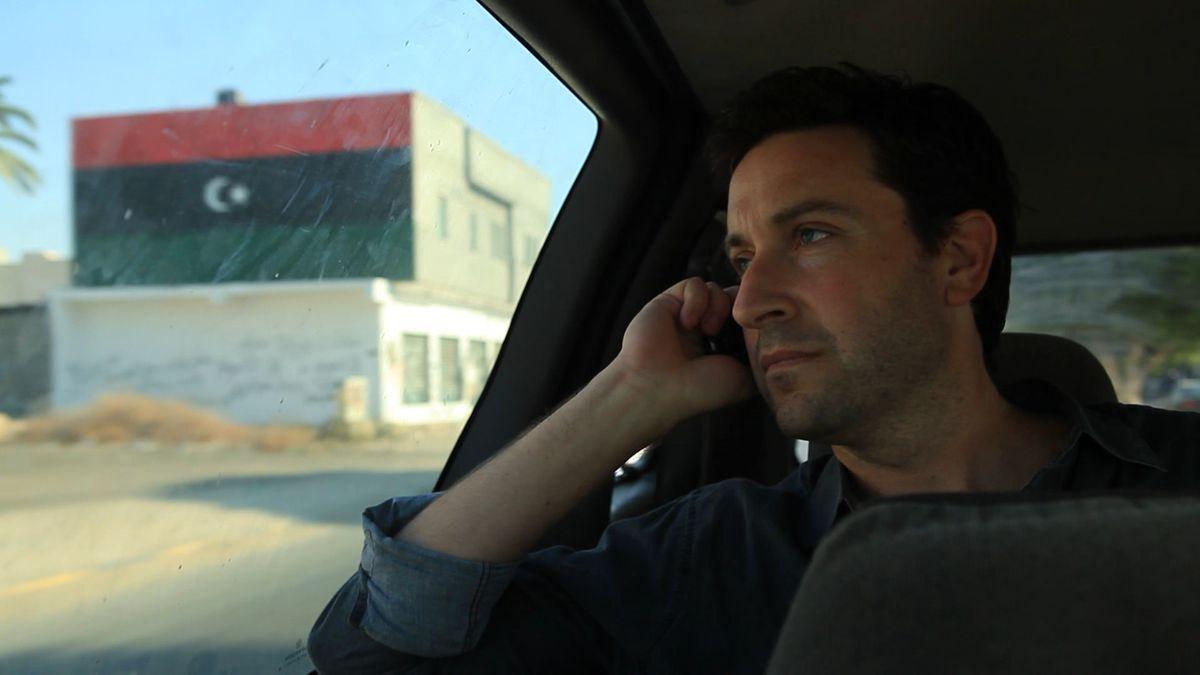 Ken Dornstein, director of My Brother's Bomber