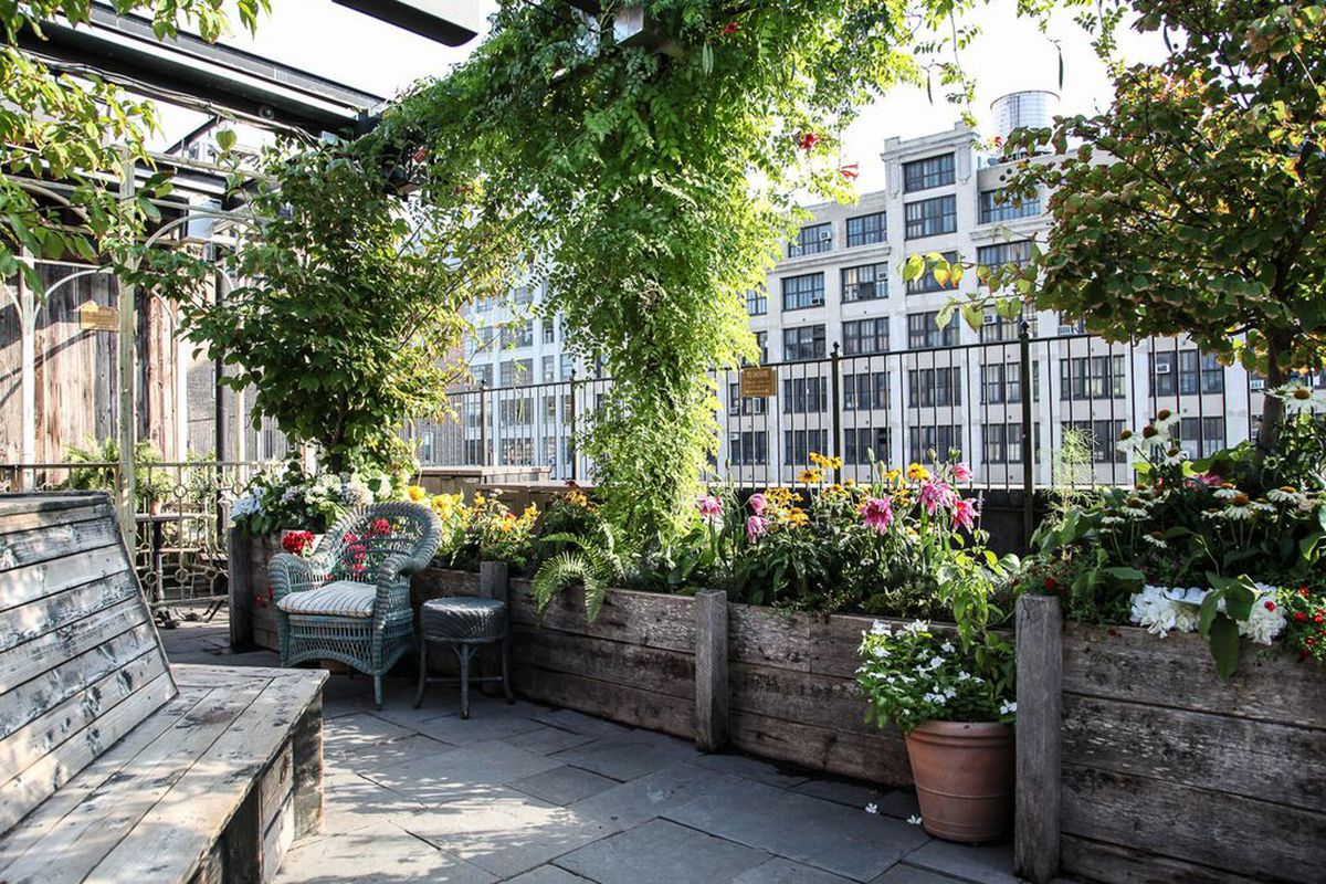 Ultimate Guide To Eating And Drinking Outside In Nyc