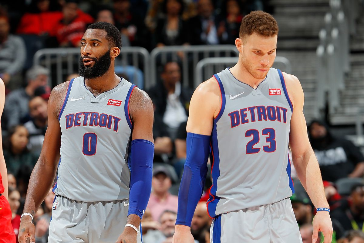 3a94f603d5c Detroit Pistons free agency: Getting Blake Griffin some real help ...