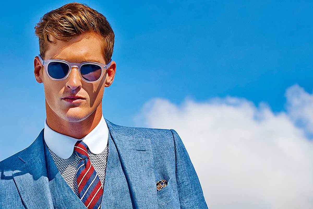 Suitsupply's future is bright. Image via Suitsupply/Facebook