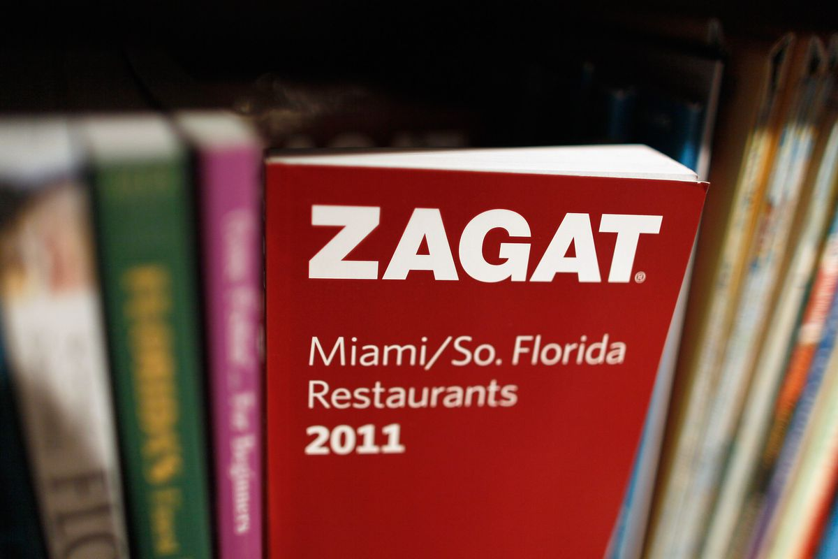 Google is selling Zagat to a restaurant review company