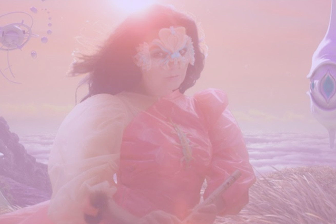 bjork s new album utopia will come with cryptocurrency