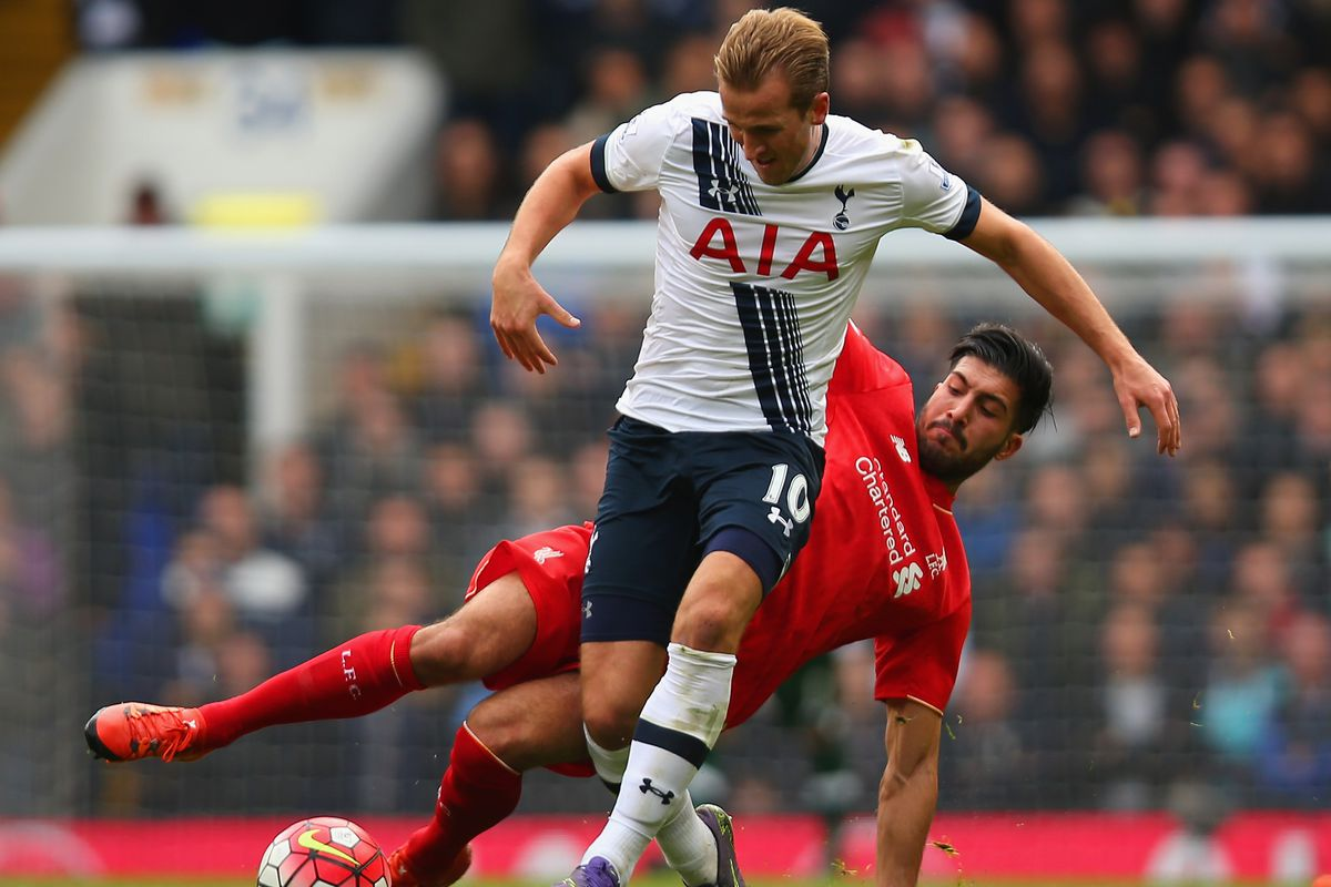 Can Harry Kane keep up his hot streak or will Liverpool continue its dominance of Tottenham?